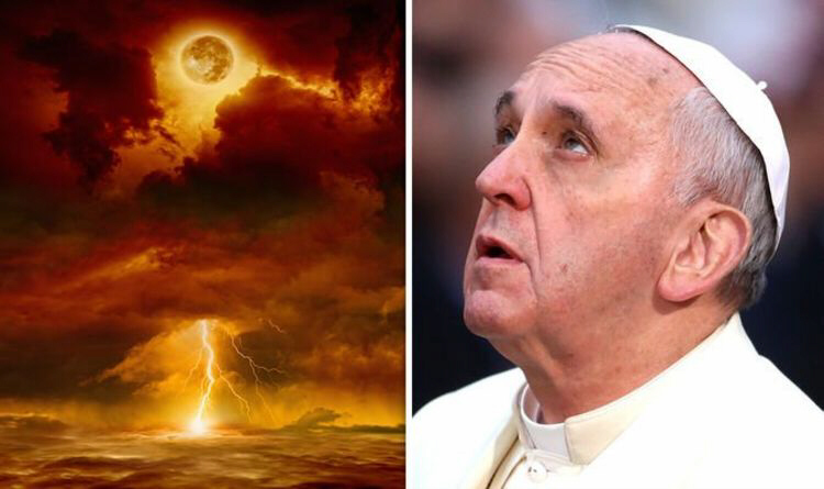 Doomday asteroid may end Vatican Reign and much of the planet