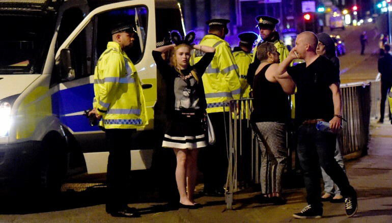 19 killed outside Ariana Grande concert in UK