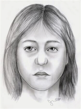 A sketch of a third unidentified victim