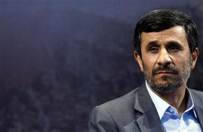 Iranian President Mahmoud Ahmadinejad expects three Middle Eastern countries to be attacked by the United States or by the United States and Israel by November 2010