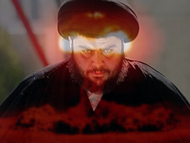 Al-Sadr and nuclear fire of Vulcan