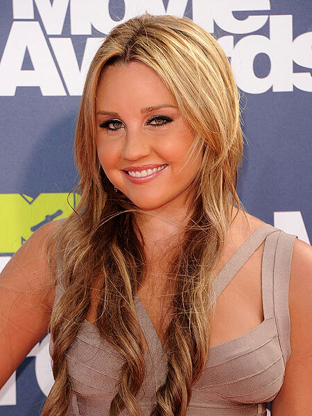 Amanda Bynes before breakdown