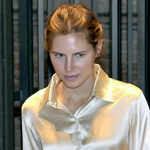 Amanda Knox shocked at appeal as star witness blames her for murder of Meredith Kercher