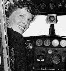 an introduction to the life and career by amelia mary earhart Amelia earhart endures in the american consciousness as one of the world's  most celebrated aviators amelia remains a symbol of the power and  perseverance.