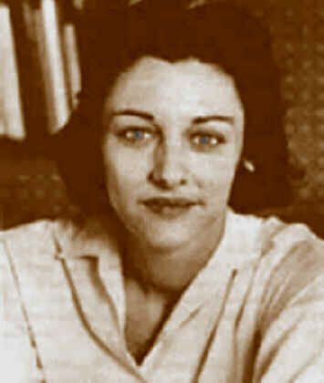 Poet Anne Sexton (early 1960s)