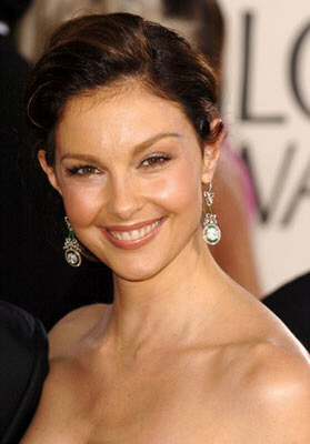 Ashley Judd: 'Much better now, thank you.'