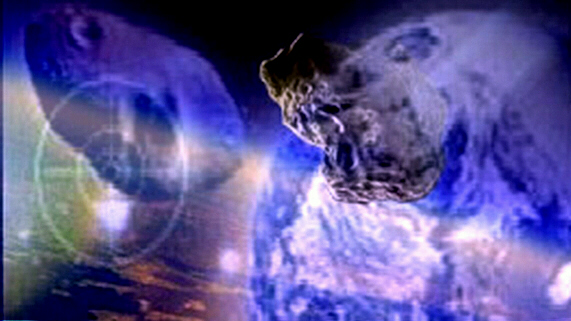 Two asteroids threaten Earth