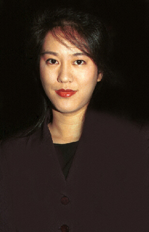 Author Iris Chang