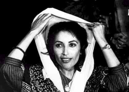 2007 is a deadly year for former Pakistani Prime Minister Benazir Bhutto
