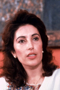 "Benazir Bhutto is determined to return to Pakistan ""no matter what the cost"""