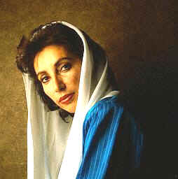 Benazir Bhutto faces possible corruption charges when she returns to Pakistan