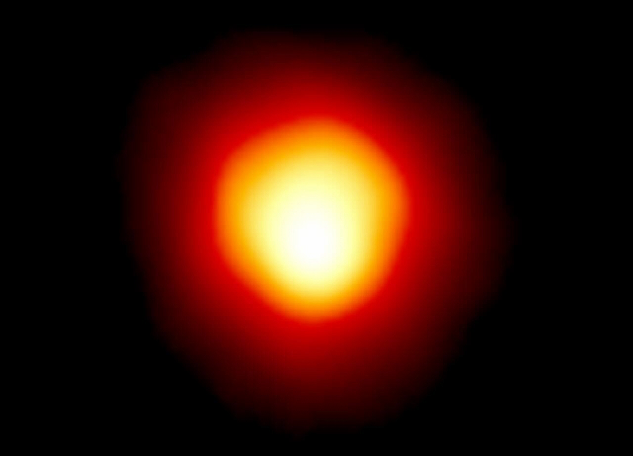 Betelgeuse goes supernova
