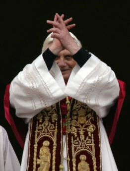 Benedict XVI: The Black Pope from the Black Forest?