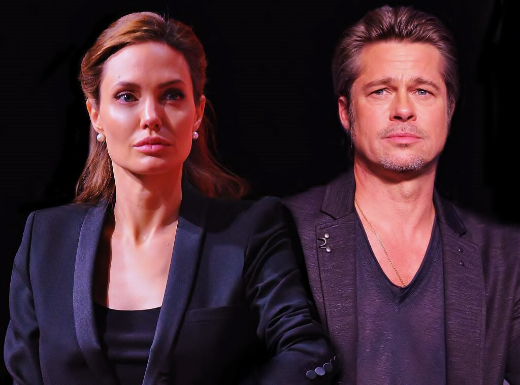 Brad Pitt's and Angelina Jolie's divorce still in progress