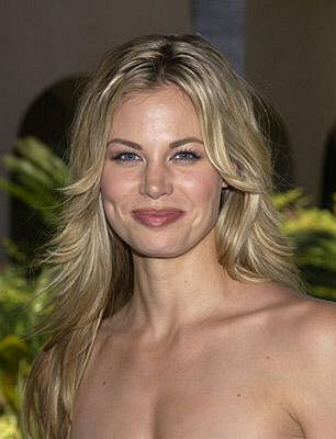 Brooke Burns: 'classic neck break'
