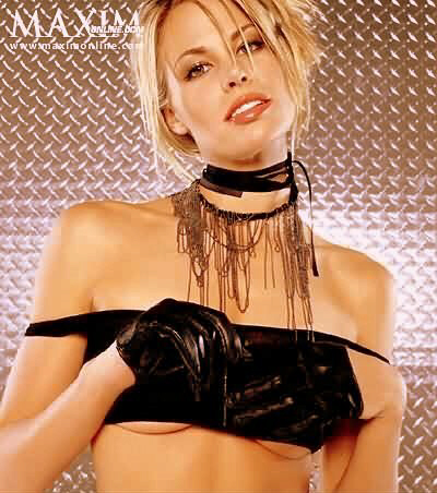 Actress Brooke Burns actually broke her neck. Had a friend who knew what to do until parmedics arrived not been visiting, she would have died.