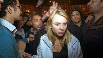 CBS reporter Lara Logan brutally raped and beaten in Egypt