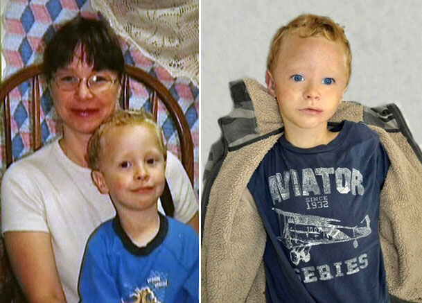 Julianne McCrery, 42, may have sacrificed son Camden Pierce Hughes, 6, before being able to carry out her own suicide in time for The Rapture