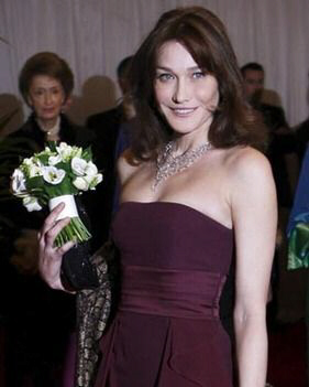 Carla Bruni has been branded a whore by an Islamic cleric