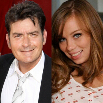 Worn-out actor Charlie Sheen and 'getting her 15 minutes of fame' prostitute Capri Anderson