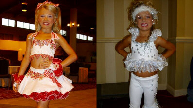 Children featured on TLC's 'Toddlers in Tiaras'