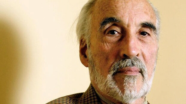 Christopher Lee has di...