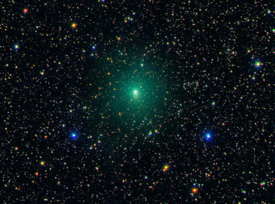 Comet Hartley 2 onSeptember 20, 2010