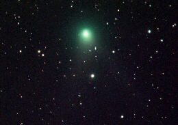 Comet Machholz (photo by Mike Holloway)