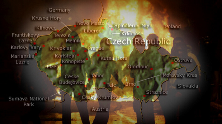 Czech-Slovak riots