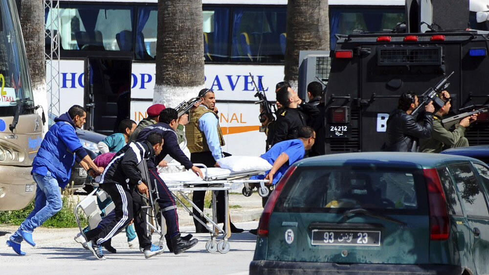 Deadly ISIS attack in Tunisia