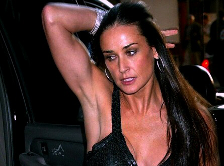 "Did Demi Moore's 911 tape get special ""celebrity"" treatment?"