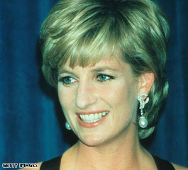 The lovely Princess Diana died tragically ten years ago at age 36 on August 31, 1997