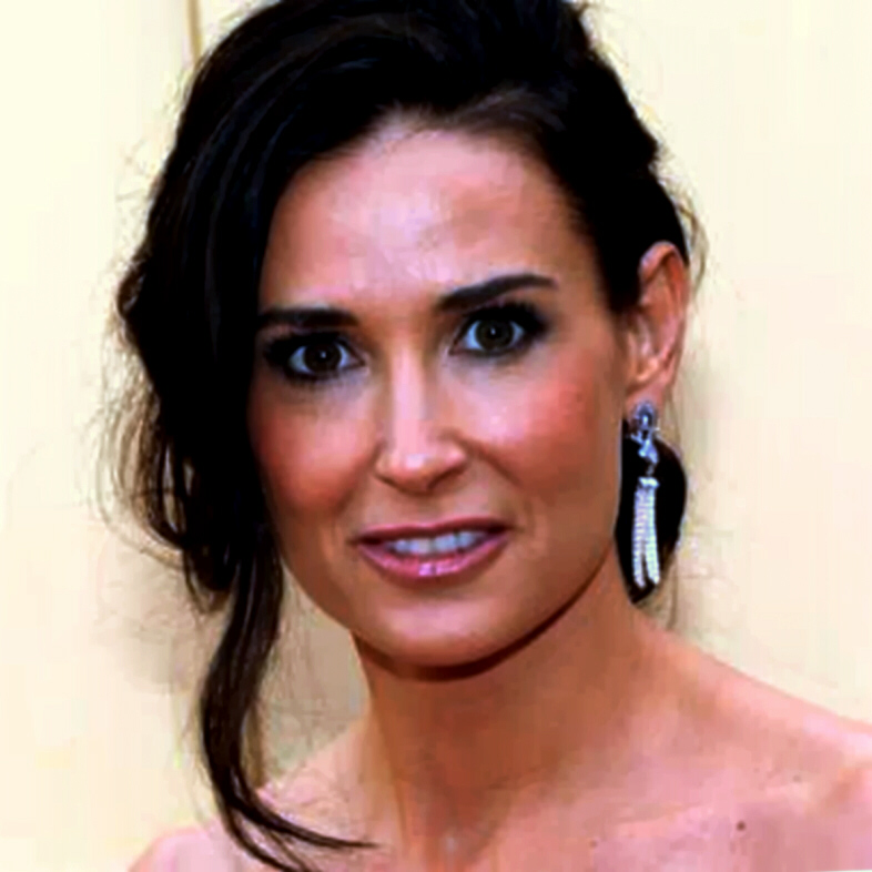 "Did Demi Moore receive special ""celebrity"" treatment?"
