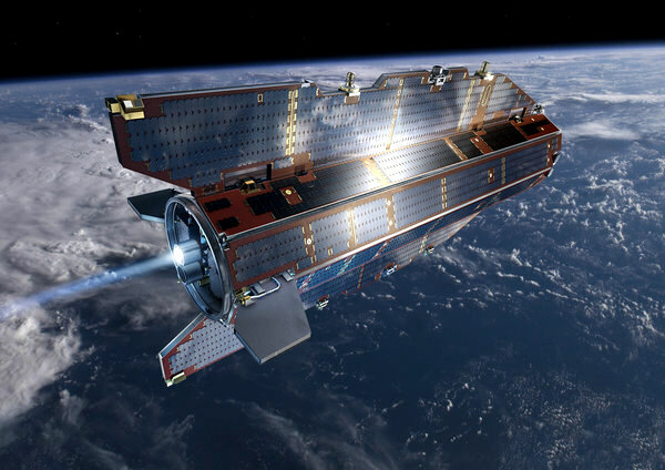 The European Space Agency's Gravity Field and Steady-State Ocean Circulation Explorer