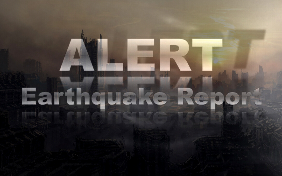 Earthquake alert for multiple countries