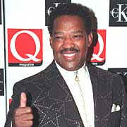 Edwin Starr had major hits with songs 'War' and 'Contact'