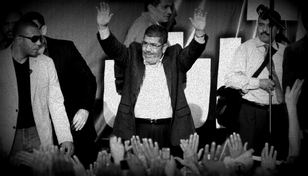 "Egyptian President Mohamed Morsy may be the hated ""half-pig man"""