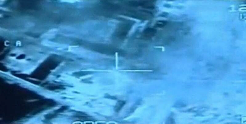 Egyptian airstrikes on ISIS in Libya