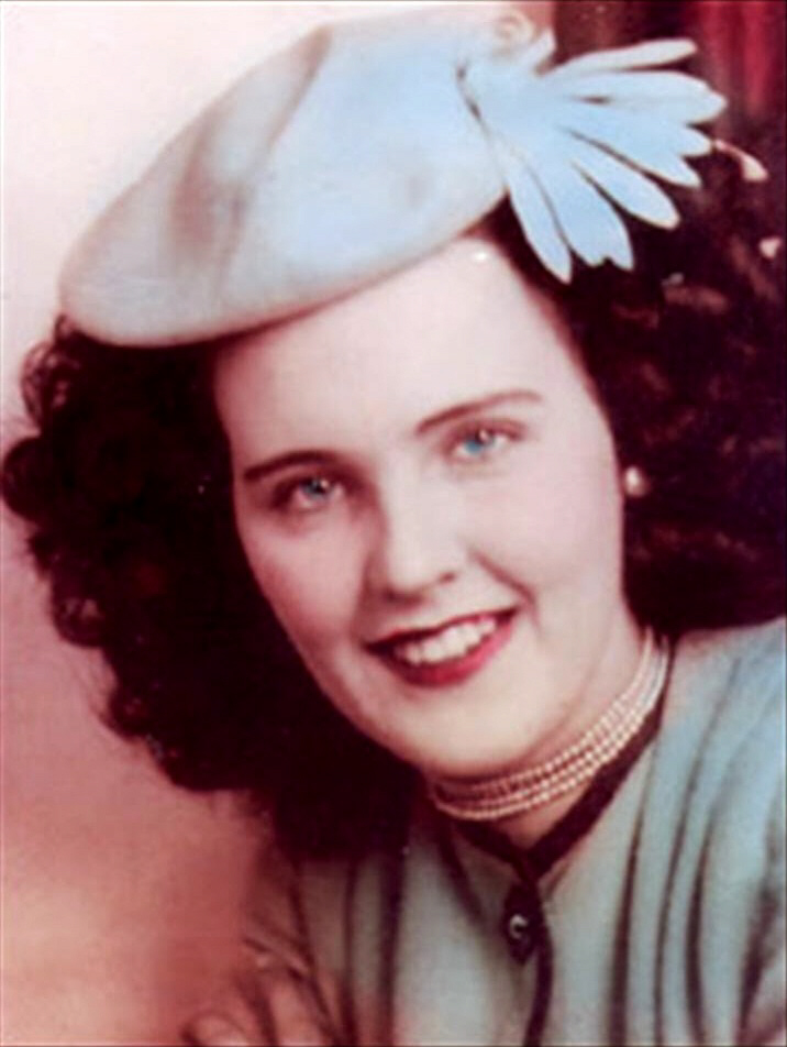 Elizabeth Short ... in life