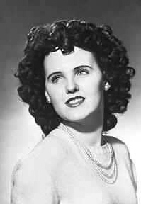 "Elizabeth Short, ""The Black Dahlia"""