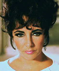 Elizabeth Taylor says, 'Don't fear the Reaper.'