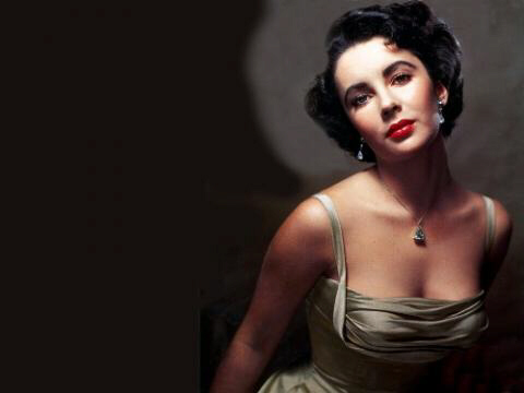 Actress legend Elizabeth Taylor