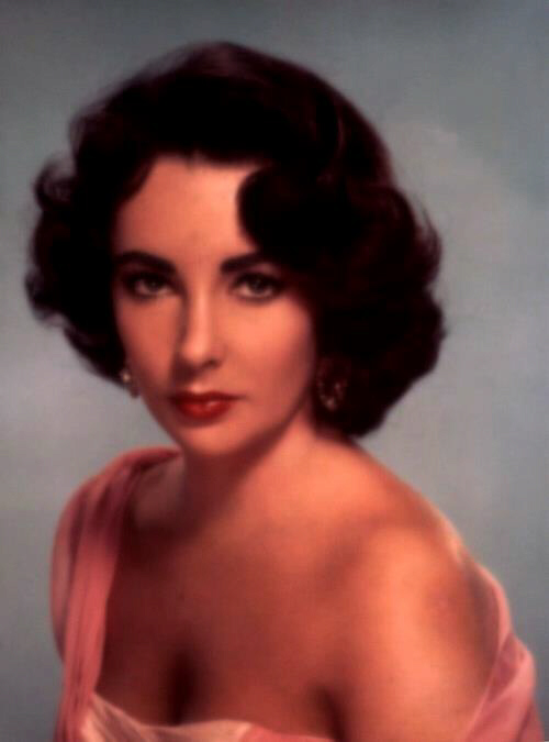 Screen goddess Elizabeth Taylor