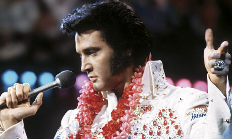 "Elvis, the ""King"""