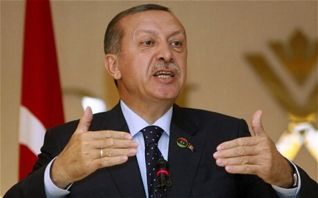 Erdogan has expressed frustration with both Syria and Iran