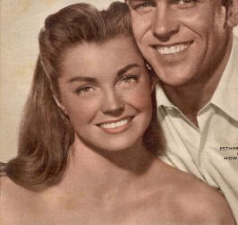 Esther Williams with Howard Keel
