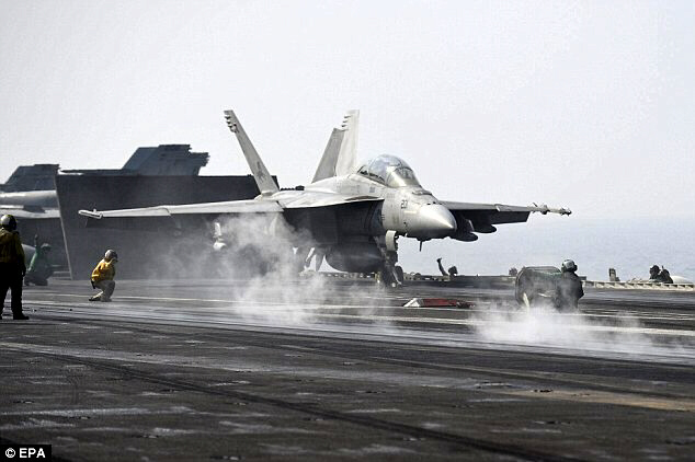 Expansion of US airstrikes to Syria now being planned