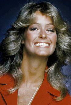 Farrah Fawcett at her peak: lovely, dazzling, sexy and the very image of glamour and health