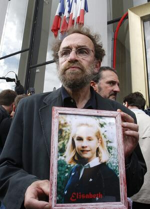 Francis Brichet's daughter Elisabeth was 12