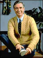 'Mister' Fred Rogers